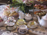Inspired by a Theme or are you longing to experience a formal, intimate tea but do not live near a tearoom.  No problem - our flat-rate packages suit all people of all ages - in the privacy of your home.  Read More...