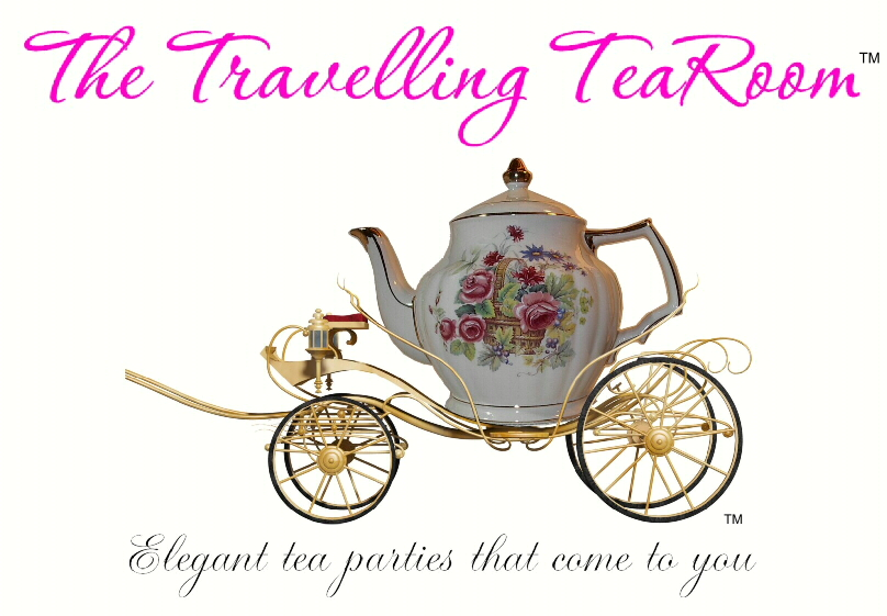 The Travelling TeaRoom ... Elegant tea parties that come to you (TM)